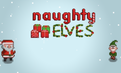 Naughty Elves Banner